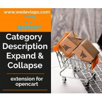 Category Description Expand and Collapse