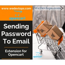Sending Password to Email in Registration