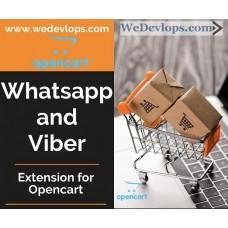 Whatsapp and Viber shortcut massaging